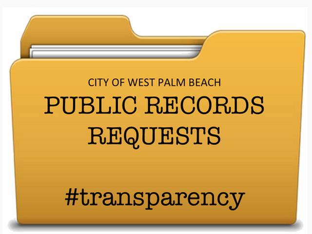 Sensitive police records made public