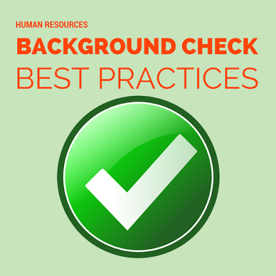 Employer criminal background check and third parties