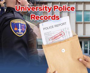 University Police Records