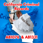 California Criminal Records may See Millions Expunged