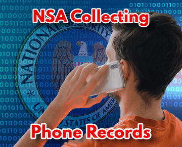 NSA collecting phone records again