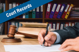 Court records | Independent Research and Reference