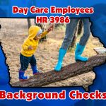 Background Checks for Daycare Employees HR 3986