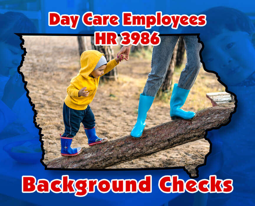 background checks for daycare HR3986