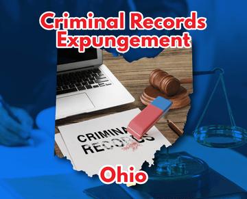 Criminal Records Expungement Ohio