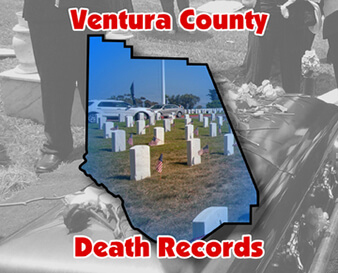 Ventura county death records