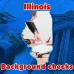 Las verificaciones de antecedentes de Illinois casi se duplican en marzo