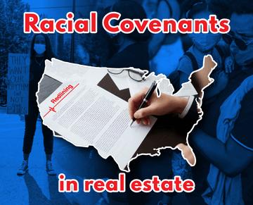 Racial covenants in real estate