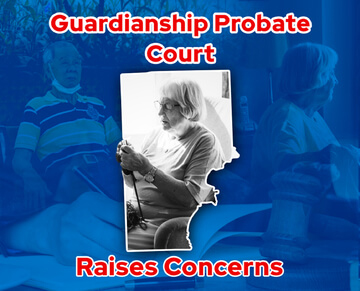 Guardianship Probate Court raises concerns