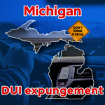 DUI expungement for first time convictions in Michigan